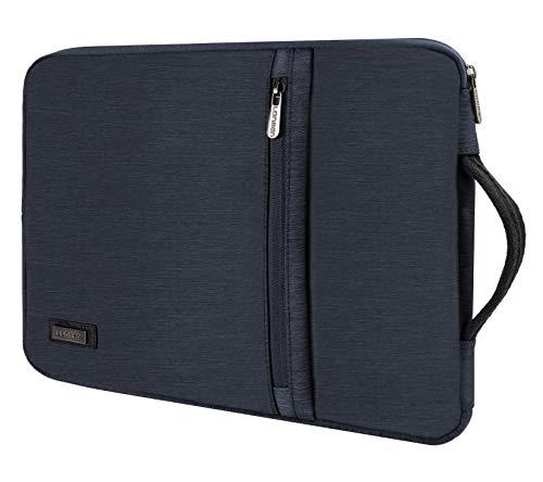 LONMEN Wasserdicht 9.7-10.5 Zoll Laptop Sleeve Hülle Tasche Laptophülle mit Handgriff für 9.7