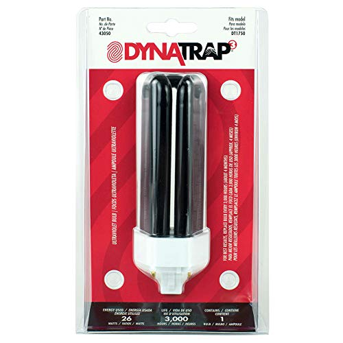 DynaTrap 43050 26-Watt Outdoor Models DT1750 and DT1775 Insect Trap Replacement UV Bulb, 3/4 Acre and 1 Acre -  Dynamic Solutions Worldwide, LLC, 43050-R