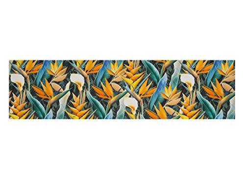 CapitanCasa Tappeto Passatoia Antiscivolo in Stampa Digitale Sprinty L'Originale Foresta 50x600 Foresta
