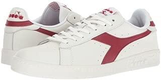 [ディアドラ] メンズ 男性用 シューズ 靴 スニーカー 運動靴 Game L Low - White/Chili Peppers/White [並行輸入品]