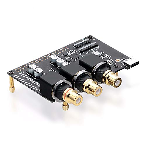Great Deal! Khadas Tone Board Hi-Res Audio Board Designed for Audiophiles DIY (one Board with Acryli...