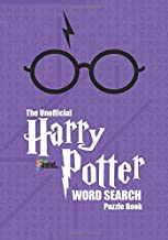 The Unofficial Harry Potter Word Search Book: 50 Themed Word Searches Based on the Harry Potter Books by J.K. Rowling (Harry Potter Puzzle Books) (Volume 2)
