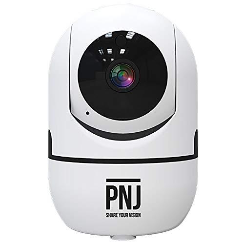 PNJ - Cámara de interior con cabezal rotativo motorizada IP CAM 01
