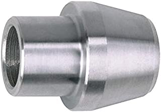 Steel Tube Ends Weld Bung for 1 Inch I.D. Tube, 11/16-18 LH