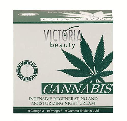 Crema rigenerante notte – Cannabis