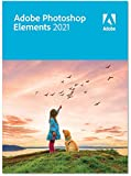 Adobe Photoshop Elements 2021|Retail|1 Gerät|unbegrenzt|PC/MAC|Disc|Disc