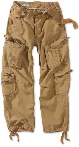 Surplus Raw Vintage Airborne Trousers heren Cargo broek