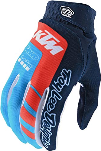Troy Lee Designs Air TLD KTM Motocross Handschuhe L