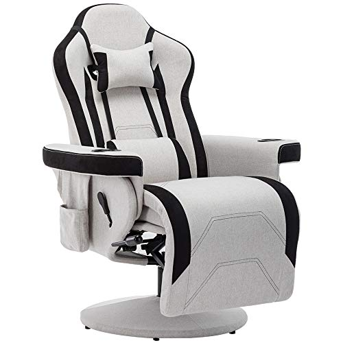 Racing Style Gaming Recliner,...