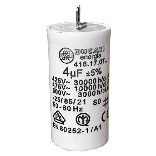 Ecoflam Kondensator 4µF