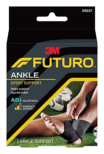 Futuro Sport Adjustable Ankle Support, Moderate Support