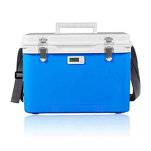 Cooler, Cooler 7L Conserve la glace jusqu'à 24-72H, Cooler robuste for le camping, les barbecues, talonnage et activités en plein air
