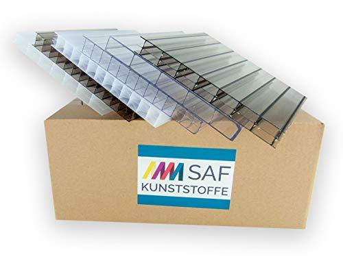Stegplatten Musterbox für Überdachungen