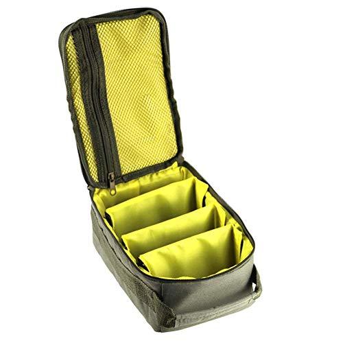 Angelzubehör Angelrolle Tasche Tackle Hüllen Angelschnur Getriebegehäuse Outdoor Angeln Taschen Accessoires Angel Geschenk Für Männer Angeln