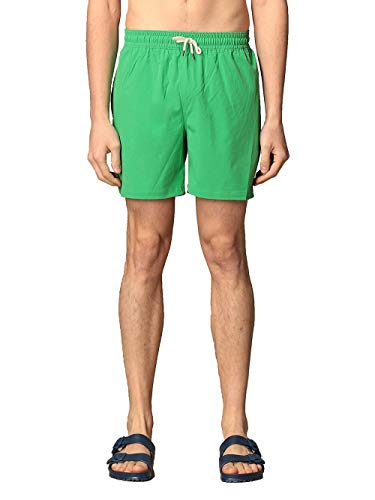 Polo Ralph Lauren Costume Uomo 710829851 Traveler Short Verde S