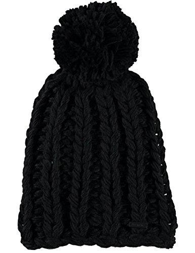Bench Damen HEEDFUL Strickmütze, Schwarz (Black BK014), One size (Herstellergröße: -)