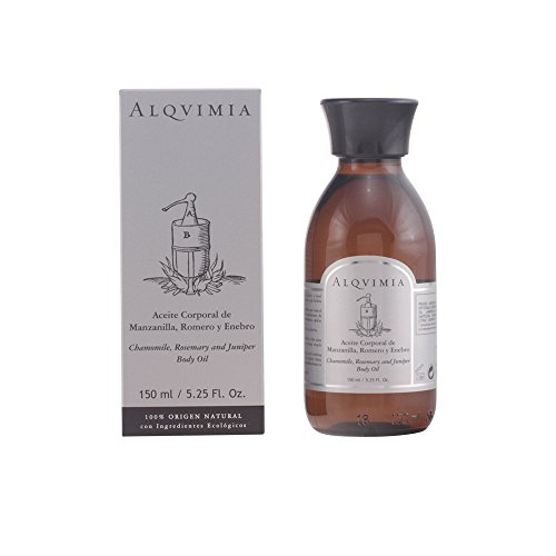 Alqvimia Body Oil Camomile, Rosemary & Juniper 150 ml