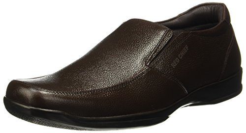 Red Chief Men's Brown Formal Shoes - 10 UK/India (44 EU)(RC3500 003)