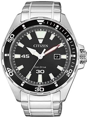 Reloj de Cuarzo Citizen of, Eco Drive E111, 43,5mm, 10 ATM, BM7458-80E