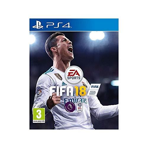 FIFA 18 - PlayStation 4 [Edizione: Regno Unito]