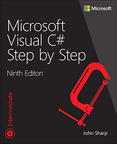 Image OfMicrosoft Visual C# Step By Step (Developer Reference)