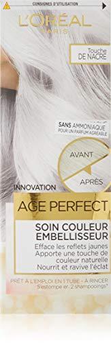 L'Oréal Paris Age Perfect Soin Couleur Embellisseur Touche de Nacre 80 ml