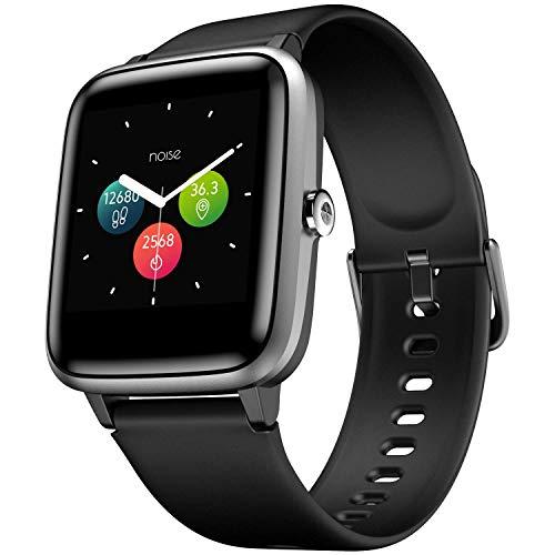 Noise Colorfit Pro * Full Touch Control Smart Watch (Jet Black)