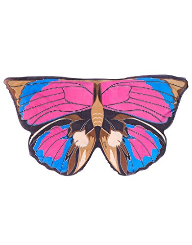 Dreamy Dress-Ups 63031 Wings, Claudina Agrias Butterfly, Agrias claudina (ailes en tissu, papillon)