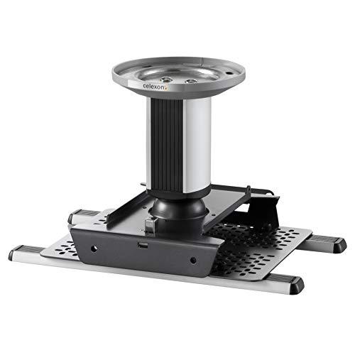celexon Beamer-Deckenhalterung MulitCel 1500 Expert - 15 cm Deckenabstand - 360º - bis 25 kg - neigbar und schwenkbar