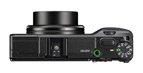 Ricoh GR II Fotocamera Compatta, Sensore CMOS