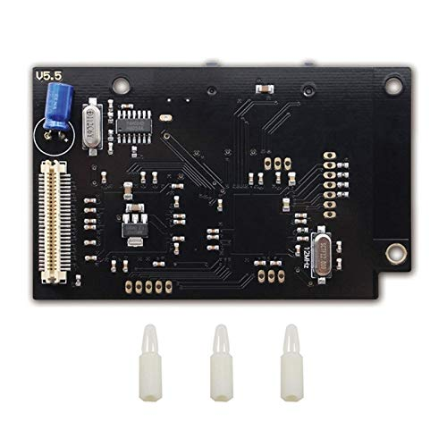 XHUENG Durable n Forma voor de GDEMU Optische eenheid Simulatiebord GDI CDI V5 Forma voor Sega Dreamcast DC Game Console (kleur: zwart) (Color : Black)