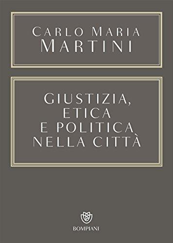 Giustizia, etica e politica nella città: 1