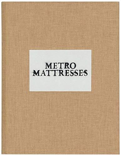 Ed Ruscha: Metro Mattresses