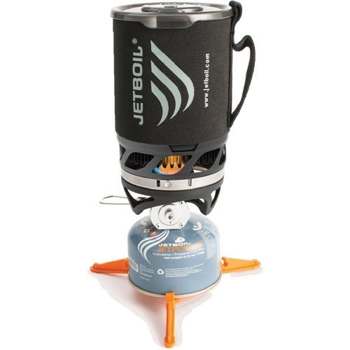 JETBOIL MICROMO COOKING SYSTEM (CARBON GAS NOT INCLUDED) by Jetboil