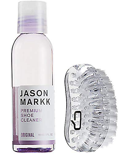 Jason Markk Premium Shoe Cleaner Starter Kit, Purple, One Size