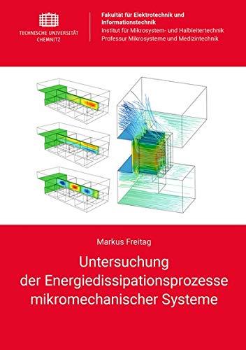 Untersuchung der Energiedissipationsprozesse mikromechanischer Systeme