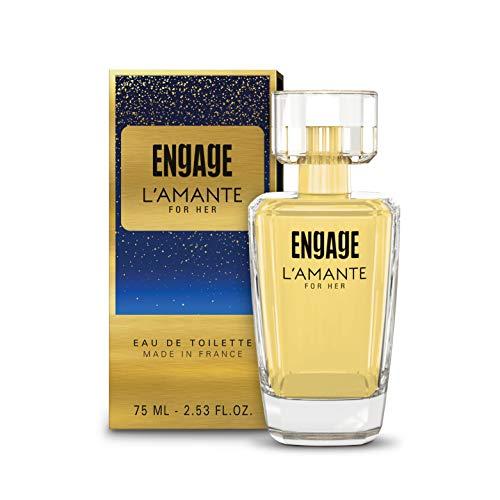 Engage L'amante Eau De Toilette, Perfume for Women, 75ml