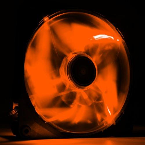 NZXT Technologies NZXT FZ-140mm Orange LED Cooling (RF-FZ140-O1)