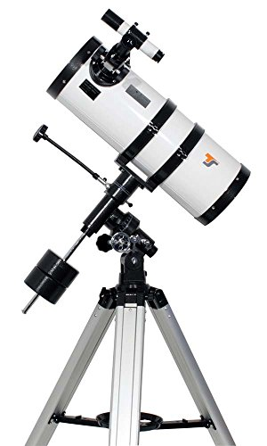 TS-Optics Teleskop Spiegelteleskop 150/1400 EQ3-1 Komplettset, Megastar1550