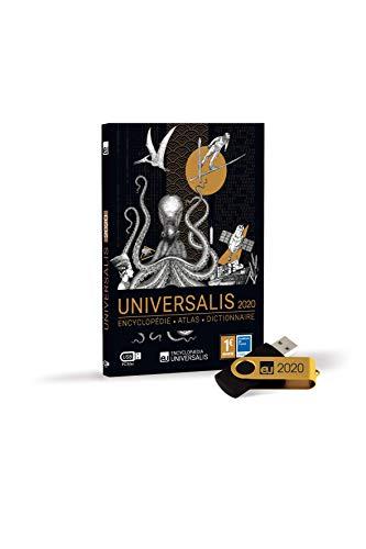 Universalis 2020 sur clé USB