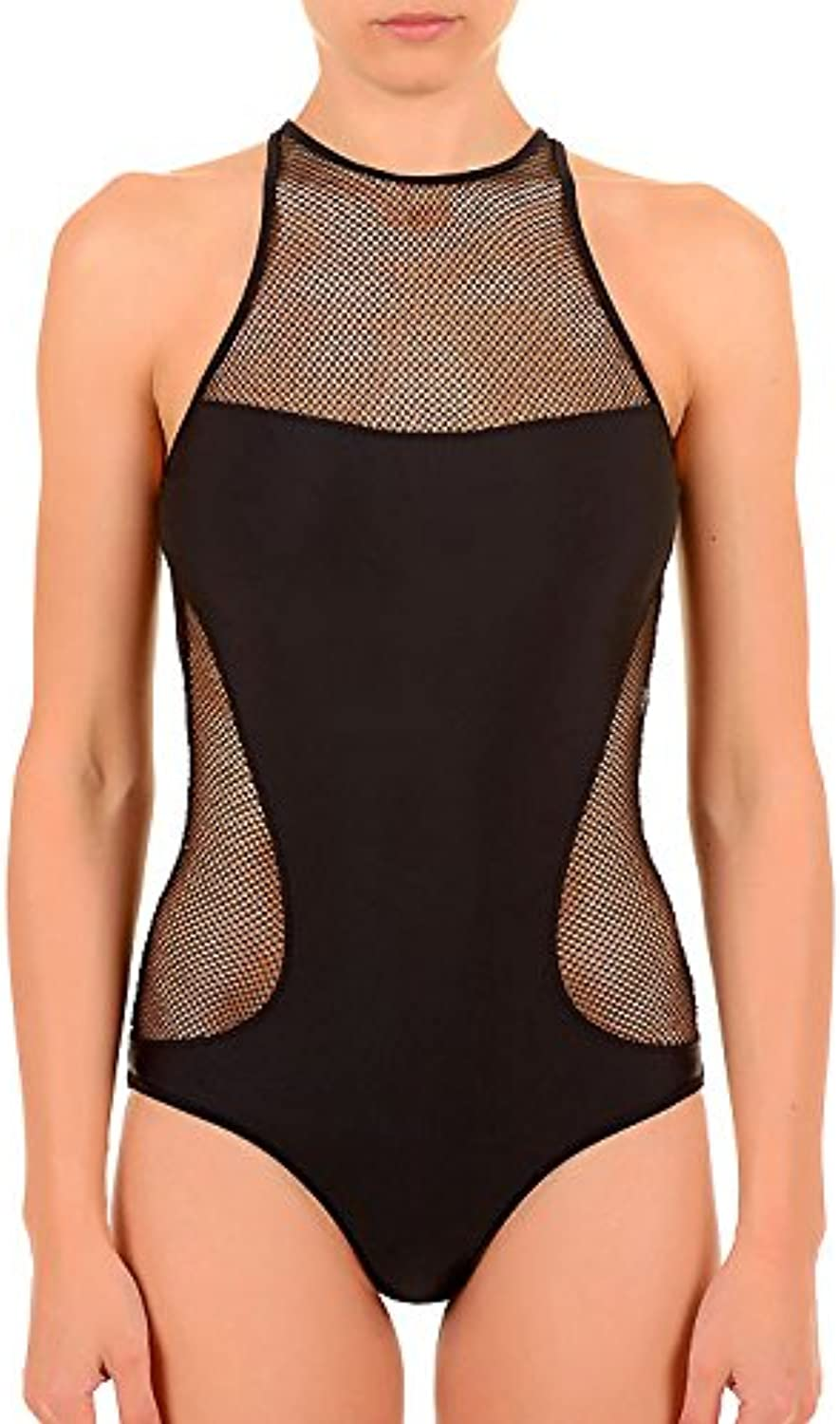 Vacanze Italiane gold Label Mesh Swimsuit
