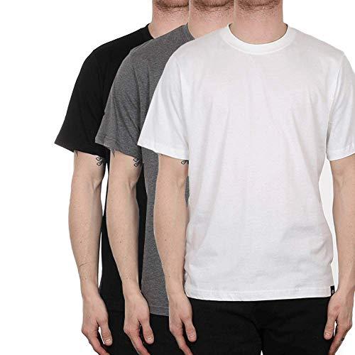 Dickies - Camiseta de running para hombre, Multicolor (Assorted Colour), Large (Talla del fabricante: Large)