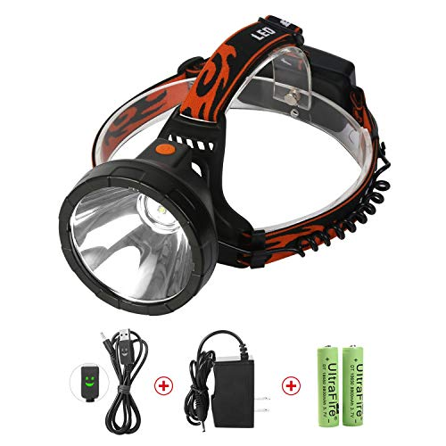 Neolight LED Headlamp, 2000 Lumens 4 Modes Rechargeable Waterproof LED Head torch Headlamp for Outdoor Hiking Camping Hunting Fishing Cycling Running Walking