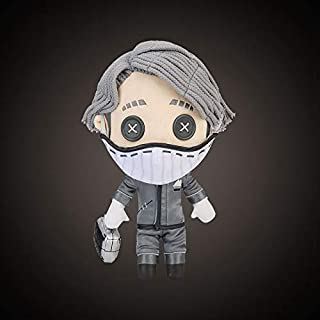 wqmdeshop Juguetes De Peluche Juego Identity V Survivor Aesop Carl Embalmer Plush Doll Toy Cosplay Plushie Toy Suit Dress Up Clothing Cute Anime