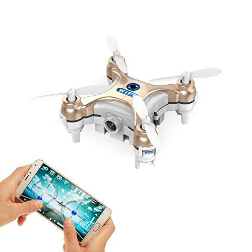 Goolsky Cheerson CX-10W WiFi FPV Mini RC Quadrocopter with 0.3MP Kamera