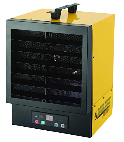 Dura Heat Electric Garage Heater, Yellow