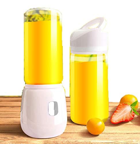 Exprimidor, mini Exprimidor taza eléctrica máquina de jugo de frutas estudiante hogar pequeño...