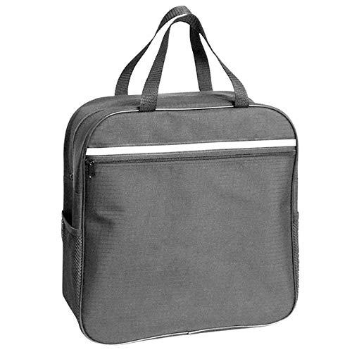 cherrypop Rollstuhltasche, Rollstuhl-Seitentasche, Rollstuhl-Armlehnen-Tasche, große Kapazität, Organizer-Tasche, Armlehnen-Tasche