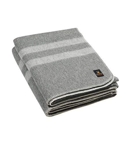 Thick Alpaca Wool Blanket