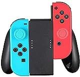 TPFOON Comfort Grip Kompatibel mit Nitendo Switch Joy Con Controller, einschließlich 2 Thumbstick-Kappen